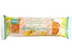 Pasco おいしいシューロール 瀬戸内レモン&レアチーズ 袋1個