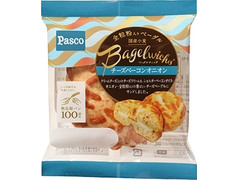 Pasco Bagelwiches チーズベーコンオニオン