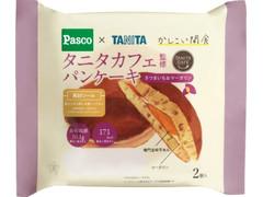 Pasco タニタカフェ監修パンケーキ さつまいも&マーガリン