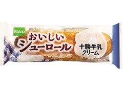Pasco おいしいシューロール 十勝牛乳クリーム