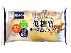 Pasco 低糖質チーズ蒸しケーキ