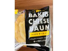 Pasco ベイクドチーズバウム