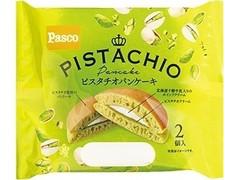 Pasco ピスタチオパンケーキ