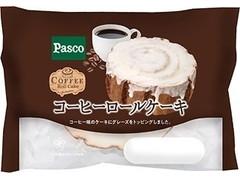 Pasco コーヒーロールケーキ