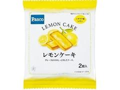 Pasco レモンケーキ