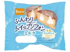 Pasco ふんわりホイップシフォン ミルク