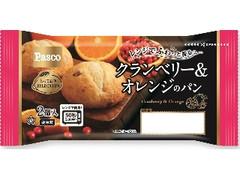 Pasco とっておきSELECTION クランベリー&オレンジのパン