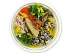 サークルKサンクス スープ&スープごはん 竹の子と桜海老の和風スープごはん