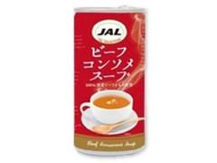 サークルKサンクス JAL ビーフコンソメスープ 缶190g