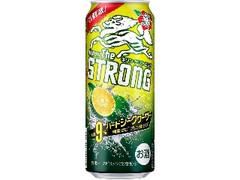 KIRIN キリン・ザ・ストロング ハードシークヮーサー 缶500ml