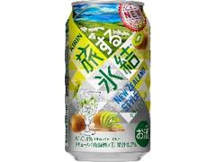 KIRIN 旅する氷結 キウイアイランド 缶350ml