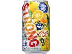 KIRIN 氷結 ストロング ゆずレモン 缶350ml
