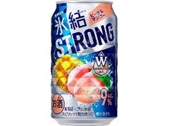 KIRIN 氷結 ストロング ピーチ&マンゴー 缶350ml