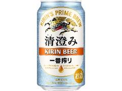 KIRIN 一番搾り 清澄み 缶350ml