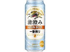 KIRIN 一番搾り 清澄み 缶500ml