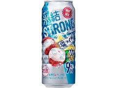KIRIN 氷結 ストロング 塩ライチ 缶500ml