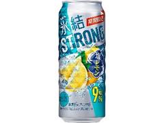 KIRIN 氷結 ストロング 塩レモン 缶500ml