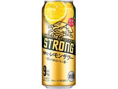 KIRIN キリン・ザ・ストロング 味わいレモンサワー