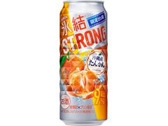KIRIN 氷結 ストロング 沖縄産たんかん