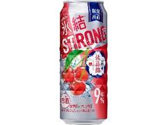 KIRIN 氷結 ストロング 山形産佐藤錦 缶500ml