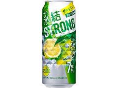 KIRIN 氷結 ストロング サワーレモン 缶500ml