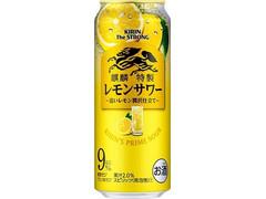 KIRIN キリン・ザ・ストロング レモンサワー