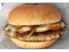 モスバーガー とびきりハンバーグサンド チーズ