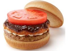 モスバーガー 麻辣モスバーガー しびれる花椒ソース使用