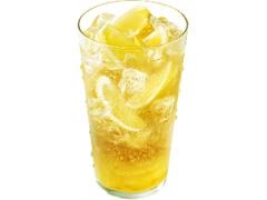 モスバーガー まるごと!レモンのジンジャーエール はっさく果汁0.5%使用