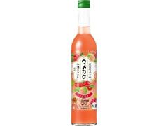サッポロ ウメカク 果実仕立ての梅酒カクテル アセロラ 瓶500ml