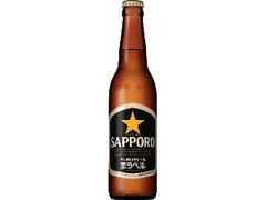 サッポロ 生ビール 黒ラベル 瓶334ml