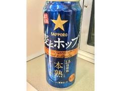 サッポロ 麦とホップ 本熟 缶500ml