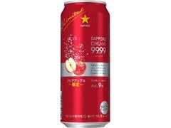 サッポロ チューハイ 99.99 クリアアップル 缶500ml