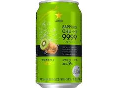 サッポロ チューハイ 99.99 クリアキウイ 缶350ml