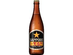 サッポロ 生ビール黒ラベル 賀春 瓶500ml