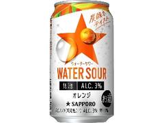 サッポロ WATER SOUR オレンジ