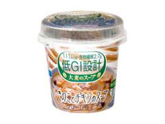 サッポロ 大麦のスープ~低GI設計~ きのことチキンのスープクリームタイプ カップ195g