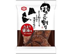 亀田製菓 技のこだ割り たまり醤油味 袋52g