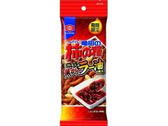 亀田製菓 亀田の柿の種 花椒香る 焦がしラー油風味 袋50g