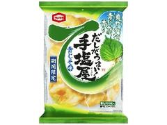 亀田製菓 手塩屋 青じそ味 袋8枚