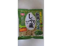亀田製菓 しゃり蔵 無限えだ豆味 袋38g
