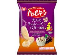 亀田製菓 ハッピーターン 大人のラムレーズンバター風味 袋30g