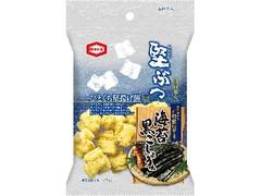 亀田製菓 堅ぶつ 海苔黒こしょう味 袋55g