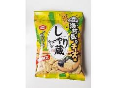 亀田製菓 しゃり蔵 海苔気なチーズ味 袋38g