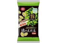 亀田製菓 通のえだ豆 袋70g