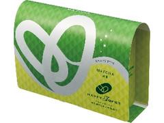 亀田製菓 HAPPY Turn's クリスピータイプ 抹茶 箱10個