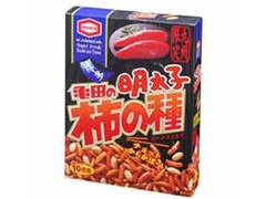亀田製菓 九州限定明太子柿の種 箱180g