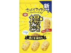 亀田製菓 揚どき 金ごま 袋71g