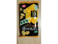 亀田製菓 通のとうもろこし 袋70g