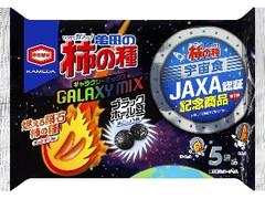 亀田製菓 亀田の柿の種 ギャラクシーミックス 袋25g×5